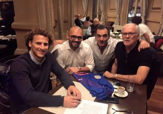 Mumbai City FC sign Uruguay star Diego Forlán as marquee player