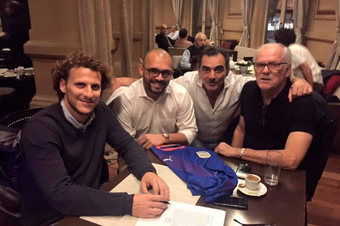 Mumbai City FC sign Uruguay star Diego Forlán as marquee player