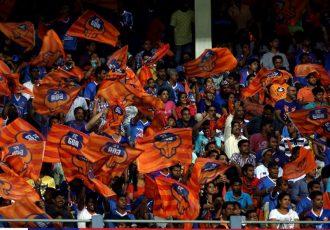 FC Goa fans celebrating. (Photo courtesy: FC Goa)