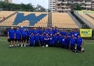 FIFA Senior Coaching Course kicks-off at The Cooperage
