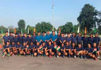 India U-16 Women's National Team for the 2017 AFC U-16 Women's Championship Qualifiers