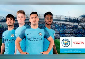 Manchester City complete Premier League first with VEQTA deal in India. (Photo courtesy: Manchester City FC)