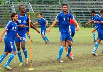 Mohammedan Sporting Club training session