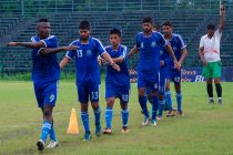 Mohammedan Sporting Club training session