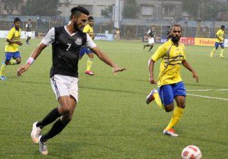 Mohammedan Sporting thrash Geore Telegraph 4-1