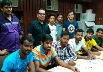 Mohammedan Sporting register eight players for Calcutta Premier Division