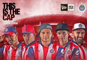 New Era signs deal with Club Deportivo Guadalajara