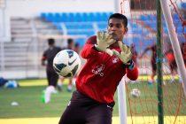 India goalkeeper Subrata Paul