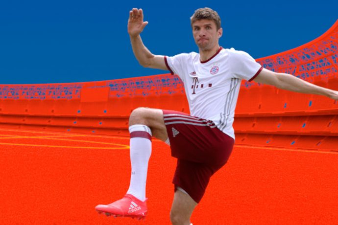 adidas launches FC Bayern Munich film as part of First Never Follows Series