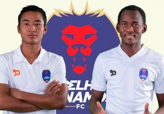 Delhi Dynamos sign Lalruatthara and Badara Badji