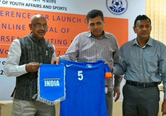 SAI and AIFF launch Overseas Scouting portal for India U-17 World Cup team