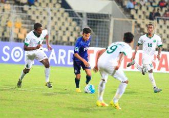 AFC U-16 Championship: India U-16 v Saudi Arabia U-16 (Photo courtesy: AIFF Media)