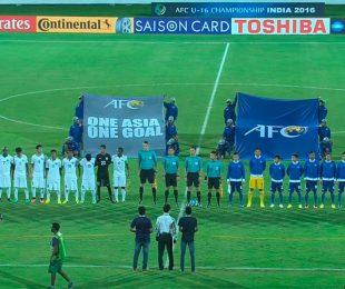 AFC U-16 Championship: Saudi Arabia U-16 3-3 India U-16