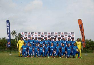 FC Goa unveils 24 man squad for Season 3 of the Indian Super League. (Photo courtesy: FC Goa)