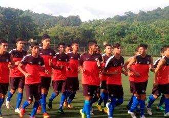 India U-16 national football team (Photo courtesy: AIFF Media)
