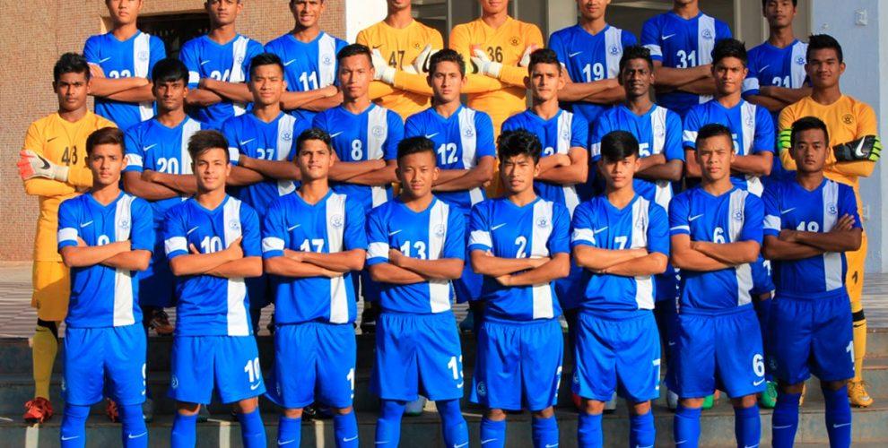India U-17 national football team (Photo courtesy: AIFF Media)