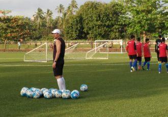 India U-16 National Team Head Coach Nicolai Adam.