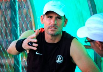 India U-16 National Team Head Coach Nicolai Adam.
