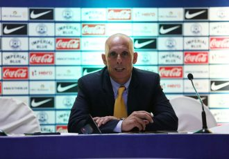 Indian national team coach Stephen Constantine.