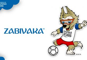 Wolf chosen as 2018 FIFA World Cup Official Mascot and named Zabivaka
