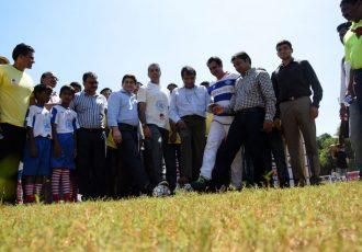 QPR-South Mumbai Junior Soccer Challenger 2016 kicks off in Mumbai