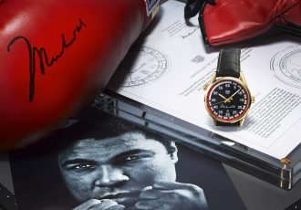 TAG Heuer pays tribute to legendary Muhammad Ali with a Charity Event (Photo courtesy: TAG Heuer)