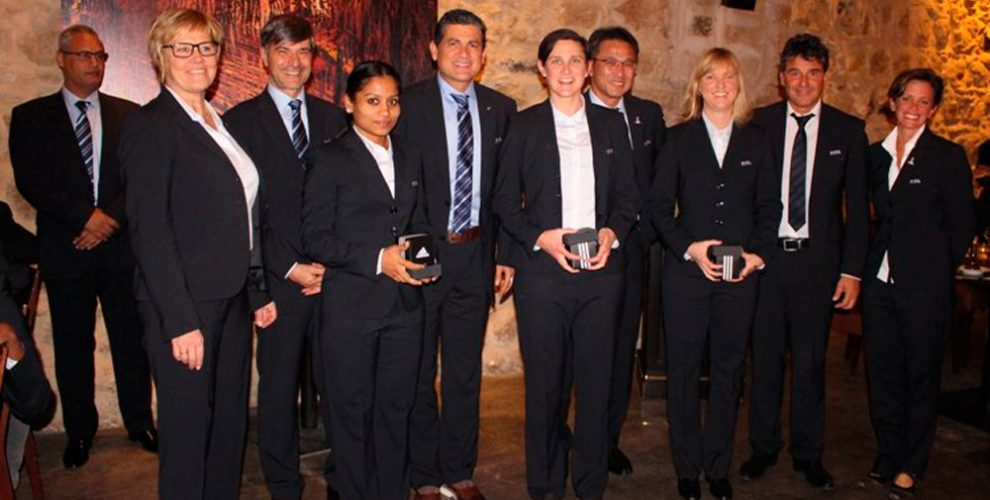 India's Uvena Fernandes to officiate in FIFA U-17 Women's World Cup final. (Photo courtesy: AIFF Media)