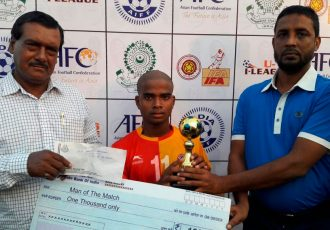 East Bengal defeat Mohammedan Sporting in AIFF U-16 Youth League (Photo courtesy: Mohammedan Sporting Club)