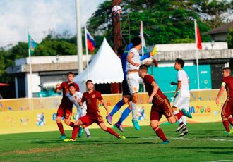 Russia hammer China in BRICS U-17 Football Tournament. (Photo courtesy: AIFF Media)