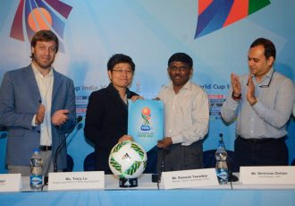 FIFA delegation confirm Goa as FIFA U-17 World Cup India 2017 venue. (Photo courtesy: AIFF Media)