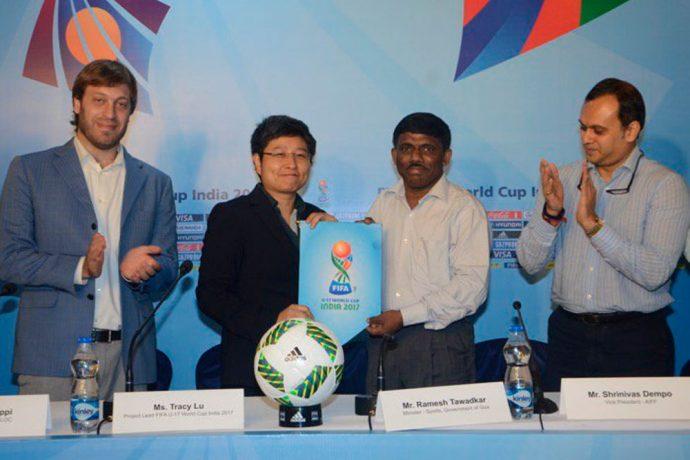 FIFA delegation confirm Goa as FIFA U-17 World Cup India 2017 venue. (Photo courtesy: AIFF Media)
