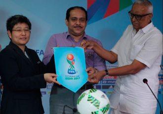 FIFA confirm Kochi as FIFA U-17 World Cup India 2017 venue. (Photo courtesy: AIFF Media)