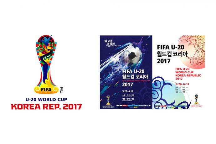FIFA U-20 World Cup Korea Republic 2017 posters released