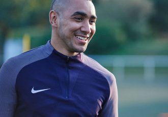 France midfielder Dimitri Payet (Photo courtesy: Nike)