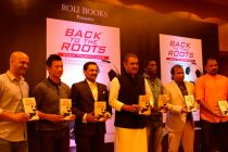 "Shaji Prabhakaran takes all ""Back To The Roots"" (Photo courtesy: AIFF Media)"