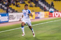 Match action during the AFC Cup Final 2016 Air Force Club v Bengaluru FC in Doha (Photo courtesy: Bengaluru FC)