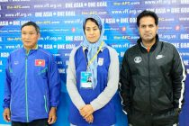 AFC U-19 Women's Championship Qualifiers pre-tournament press conference (Photo courtesy: AIFF Media)