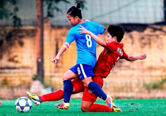 India go down to Vietnam in AFC U-19 Women's Championship qualifier (Photo courtesy: AIFF Media)