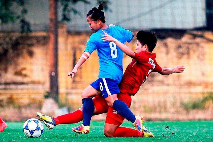 India go down to Vietnam in AFC U-19 Women's Championship qualifier (Photo courtesy: AIFF Media)