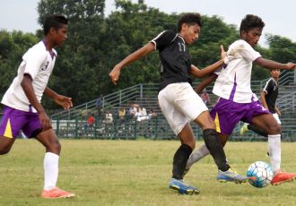 Mohammedan Sporting to face United SC in a crucial AIFF U-16 Youth League tie (Photo courtesy: Mohammedan Sporting Club)