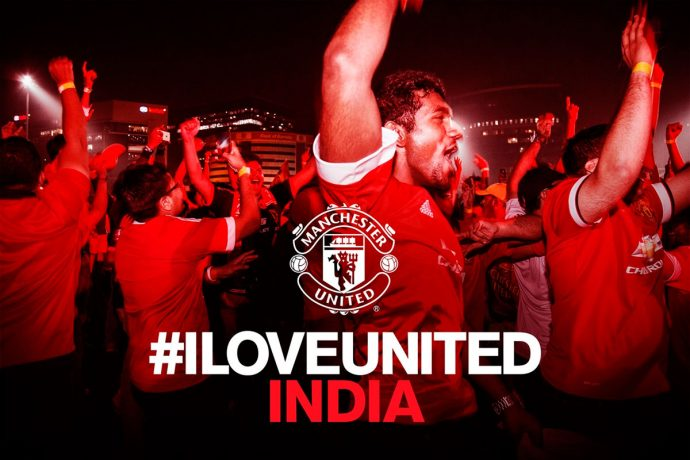 Manchester United's #ILOVEUNITED fan party set for Kolkata (Image courtesy: Manchester United FC)