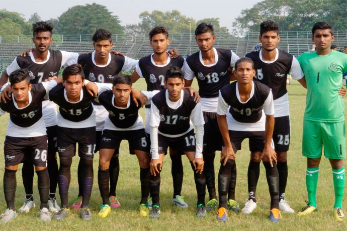 Mohammedan Sporting Club U-18 (Photo courtesy: Mohammedan Sporting Club