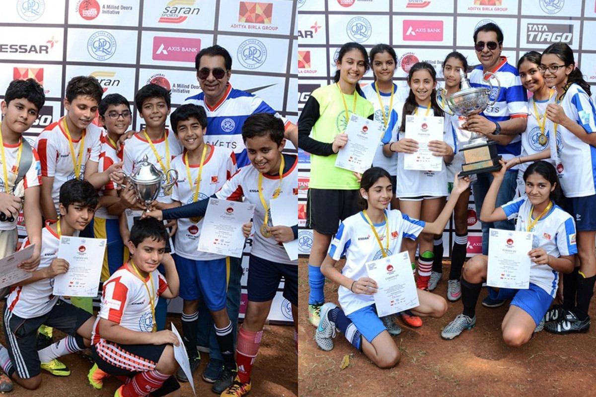 Bombay International School clinch 5 titles in South Mumbai