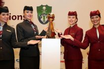 Match of Champions set to draw fans from around the world to Doha (Photo courtesy: Qatar Airways)