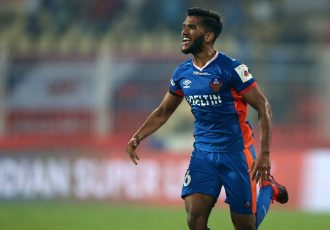 FC Goa midfielder Sahil Tavora (Photo courtesy: FC Goa)
