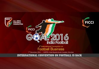 FICCI GOAL 2016 - India Football Conference to take place in Mumbai