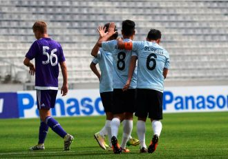 Atlético Paranaense U-17 International Tournament: India U16 v Orlando City SC (Photo courtesy: AIFF Media)