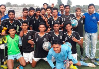Mohammedan Sporting Club U-16 team (Photo courtesy: Mohammedan Sporting Club)