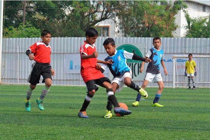 Bajaj Allianz-Aspire India School 5s Under-12 Invitational Football Tournament