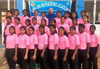 AIFF-IFA Women's Refereeing Academy (Photo courtesy: AIFF Media)